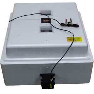 Бытовой инкубатор «Несушка» на 104 яйца, автоматический переворот, цифровой терморегулятор, 12В с вентилятороми