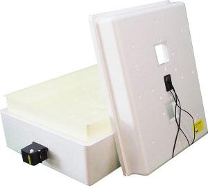Аналоговые автоматические инкубаторы с пластиковым вкладышем (регулирование температуры ручкой)