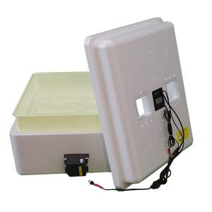Цифровые автоматические инкубаторы с пластиковым вкладышем (регулирование температуры кнопками)